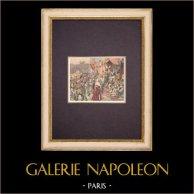 Napoleão - Legião de Honra - 1804 (Jean-Baptiste Debret)