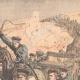 DETAILS 02   Russian artillery in the rain in Niou-chuang - Manchuria - China