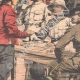 DÉTAILS 04 | Enrôlement des travailleurs chinois dans les mines d'or - Afrique  du Sud - 1904