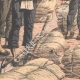 DÉTAILS 05 | Enrôlement des travailleurs chinois dans les mines d'or - Afrique  du Sud - 1904
