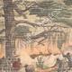 DÉTAILS 01 | Incendies dans les forêts d'Algérie - Afrique du Nord - 1904