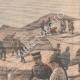 DÉTAILS 03   Cadavres de marins russes rejetés sur la côte de Liao-Toung - Chine - 1904