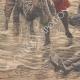 DÉTAILS 05   Cadavres de marins russes rejetés sur la côte de Liao-Toung - Chine - 1904
