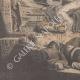 DÉTAILS 03 | Les Porteurs de mauvaises nouvelles - Peinture française - Lecomte du Nouÿ - 1871