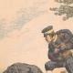 DÉTAILS 01   Chiens de guerre japonais - Guerre russo-japonaise - 1904