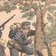 DÉTAILS 03   Chiens de guerre japonais - Guerre russo-japonaise - 1904