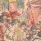 DÉTAILS 01 | La reine du marché de Turin et les reines de la Mi-Carême de Paris - Turin - 1904