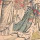 DÉTAILS 02 | La reine du marché de Turin et les reines de la Mi-Carême de Paris - Turin - 1904