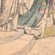 DÉTAILS 05 | La reine du marché de Turin et les reines de la Mi-Carême de Paris - Turin - 1904