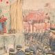 DÉTAILS 02 | Le théâtre du camp Japonais - Guerre russo-japonaise - Chine - 1904