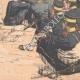 DÉTAILS 04 | Le théâtre du camp Japonais - Guerre russo-japonaise - Chine - 1904