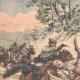 DETAILS 01   Battle of Turentchen - Russo-Japanese War - Manchuria - Asia - 1904