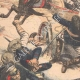 DETAILS 02   Battle of Turentchen - Russo-Japanese War - Manchuria - Asia - 1904
