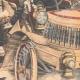 DETAILS 04   Battle of Turentchen - Russo-Japanese War - Manchuria - Asia - 1904
