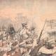 DÉTAILS 01   Assaut des Japonais autour de Mukden - Mandchourie - Chine - 1904