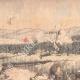 DÉTAILS 02   Assaut des Japonais autour de Mukden - Mandchourie - Chine - 1904