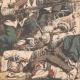 DÉTAILS 03   Assaut des Japonais autour de Mukden - Mandchourie - Chine - 1904