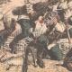 DÉTAILS 04   Assaut des Japonais autour de Mukden - Mandchourie - Chine - 1904