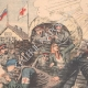 DETAILS 01   The wife of General Stoessel wounded - Siege of Port Arthur - China - 1904
