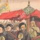 DÉTAILS 02   L'armée chinoise à la frontière de la Mandchourie - Chine - 1904