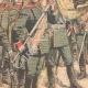 DÉTAILS 02 | Conseils du général Dragomirov à ses troupes partant à la guerre - Kharkov - Russie - 1904