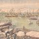 DETAILS 02 | End of strikes in Marseille port - France - 1904