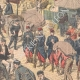 DETAILS 06 | End of strikes in Marseille port - France - 1904
