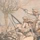 DÉTAILS 01 | Les Russes attaquent les Japonais à Namchinza - Mandchourie - Chine - 1904