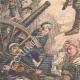 DÉTAILS 02 | Les Russes attaquent les Japonais à Namchinza - Mandchourie - Chine - 1904