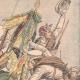 DÉTAILS 03 | Les Russes attaquent les Japonais à Namchinza - Mandchourie - Chine - 1904