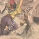 DÉTAILS 06 | Inondation à Aïn Sefra - Algérie  - 1904