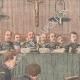 DÉTAILS 01   Affaire Dautriche - Conseil de guerre - Le Cherche-Midi - Paris - 1904