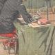 DÉTAILS 03   Affaire Dautriche - Conseil de guerre - Le Cherche-Midi - Paris - 1904