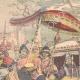 DÉTAILS 01 | Invasion du Tibet par l'armée britannique - Le Dalai Lama quitte Lhassa - Tibet - 1904