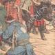 DÉTAILS 04 | Invasion du Tibet par l'armée britannique - Le Dalai Lama quitte Lhassa - Tibet - 1904