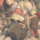 DÉTAILS 05 | Invasion du Tibet par l'armée britannique - Le Dalai Lama quitte Lhassa - Tibet - 1904