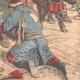 DÉTAILS 06 | Invasion du Tibet par l'armée britannique - Le Dalai Lama quitte Lhassa - Tibet - 1904