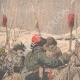 DÉTAILS 01 | Les Koungouses livrent une infirmière russe aux troupes japonaises - Chine - 1904