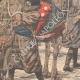 DÉTAILS 02 | Les Koungouses livrent une infirmière russe aux troupes japonaises - Chine - 1904