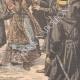 DÉTAILS 04 | Les Koungouses livrent une infirmière russe aux troupes japonaises - Chine - 1904