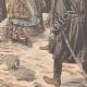 DÉTAILS 06 | Les Koungouses livrent une infirmière russe aux troupes japonaises - Chine - 1904
