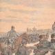 DÉTAILS 01 | Le général Kouropatkine parcourant les lignes russes en automobile  - Mandchourie - Chine - 1904