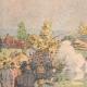 DETAILS 01 | Duel between Déroulède and Jaures in Hendaye - France - 1904