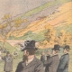 DETAILS 03 | Duel between Déroulède and Jaures in Hendaye - France - 1904