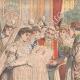 DÉTAILS 02 | Baptême du Prince de Piémont au Quirinal - Rome - Italie - 1904
