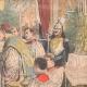 DÉTAILS 05 | Baptême du Prince de Piémont au Quirinal - Rome - Italie - 1904