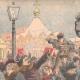 DETAILS 01 | Brawls in St. Petersburg - Russia - 1904