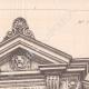 DÉTAILS 02 | Banque - Crédit Lyonnais - Fronton - Amiens - Somme - France (E. Douillet architecte)