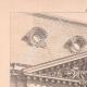 DÉTAILS 01 | Banque - Caisse d'Epargne - Fronton - Le Havre - France (E. Bénard architecte)