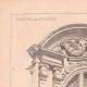 DETAILS 01 | Theater - Fougères - Pediment - France (J. Laloy)
